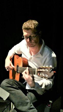 Guitares sensations
